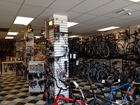 We carry top name brand bikes